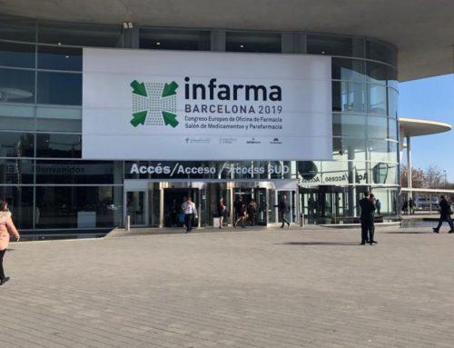 Tecinet visita Infarma Barcelona 2019